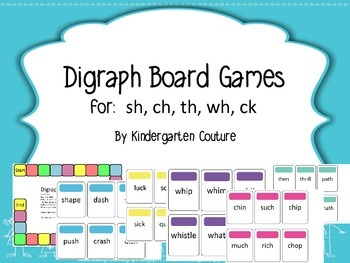 Digraph Board Games
