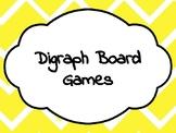 Digraph Board Games