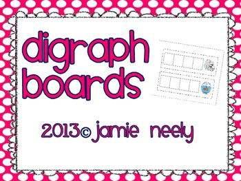 Digraph Boards