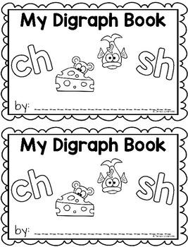 Digraph Writing Book