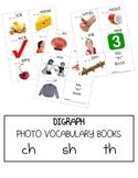 Digraph Books - /ch/ /sh/ /th/