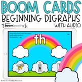 Digraph Boom Cards™ | Beginning Digraphs