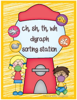 Digraph Bubblegum Sorting Station