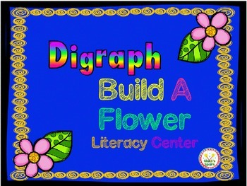 Digraph Build A Flower