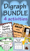 Digraph Bundle - 4 Digraph Activities