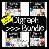 Digraph Bundle (The H Brothers)!