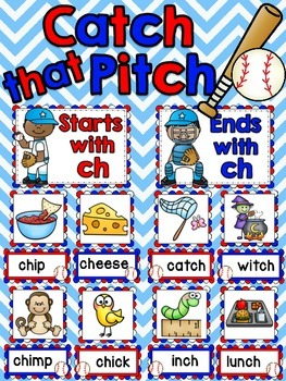 Catch That Pitch CH Digraph Center