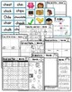 Digraph CH Practice and Worksheets (Beginning)