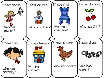 Digraph CH game