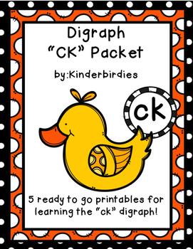 Digraph CK Packet