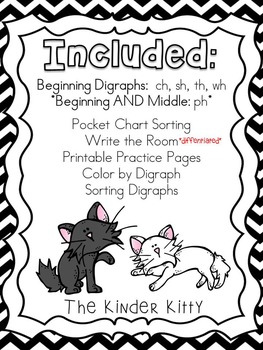 Digraph Cats