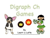 Digraph Ch Game Pack (Set of 3)