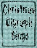 Digraph Christmas Bingo