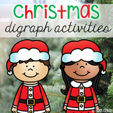 4 December Digraph Christmas Centers (Ch, Sh, Th, Wh)