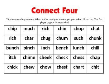 Digraph Connect 4