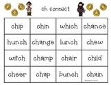 Digraph Connect (sh, th, wh, ch)