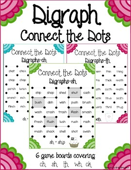 Digraph Connect the Dots
