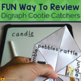 #betterthanchocolate Digraph Cootie Catchers