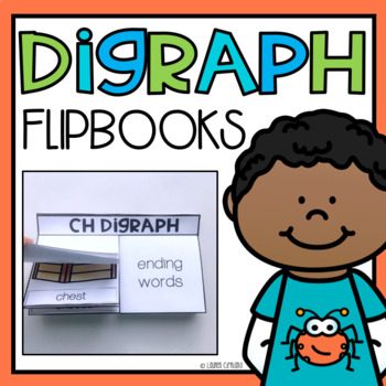 Digraph Flip Book Activity Ch Sh Th Wh