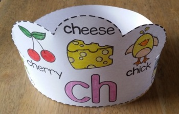 Digraph Craft {Digraph Crowns}