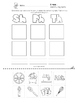 Digraph Cut & Paste Worksheets