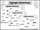 Digraph Detectives