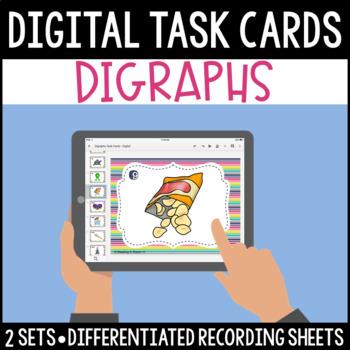 Digraph Digital Task Cards