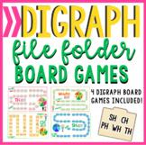 Digraph File Folder Board Games