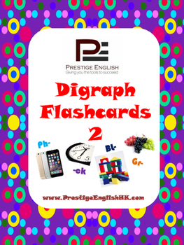 Digraph Flashcards/Consonant Blends 2