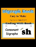 Digraph Flip Book for Ending Blend SH -
