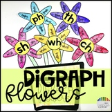 Digraph Flowers Spring Craft
