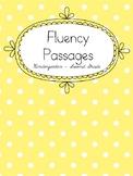Digraph Fluency Passages