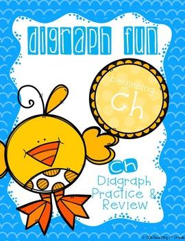 Digraph Fun- Beginning CH
