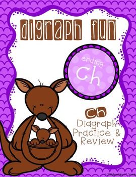 Digraph Fun-Ending CH