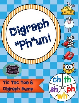 Digraph Fun (Initial and Medial Position)