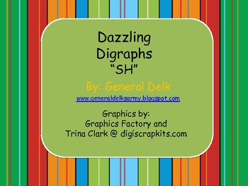 "Digraph Fun ""SH"""