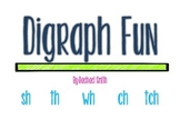 Digraph Fun: sh th wh ch tch Phonics Games
