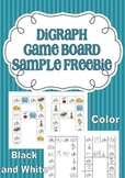 Digraph Game Board { freebie }