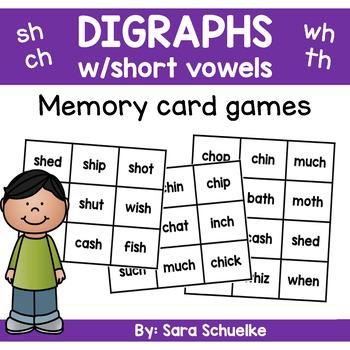 Digraph Game - Memory