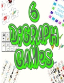 Digraph Game Pack (ch, sh, th, wh)
