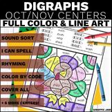 Digraph Games   Digraphs Activities   Word Work Activities