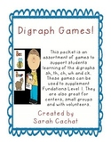 Digraph Games (th, sh, ch, ck, wh)