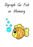Digraph Go Fish or Memory