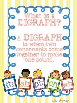 Digraph JUMBO Packet  SH, CH, TH, PH, WH