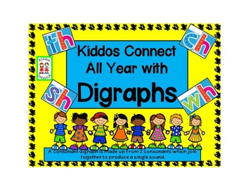 Digraph - Kiddos Connect All Year With Digraphs