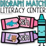 Digraph Literacy Center | Digraph Match