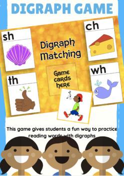 Digraph Matching Game