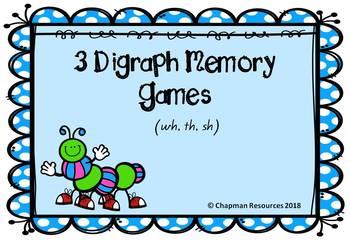 Digraph Memory Game (wh, th)