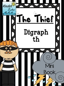 Digraph Mini Book *Bundle*