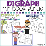 Consonant Digraph Mini Books *Bundle*